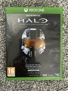 Halo The Master Chief Collection Microsoft Xbox One