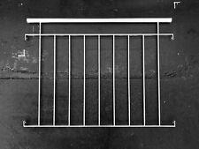 BGM-018 Edelstahl Fenstergitter Geländer Absturzsicherung französischer Balkon