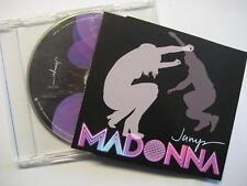 "MADONNA ""JUMP"" - MAXI CD"