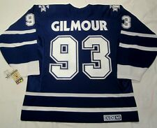 DOUG GILMOUR size MEDIUM - Toronto Maple Leafs CCM 550 - 2000-2007 Hockey Jersey