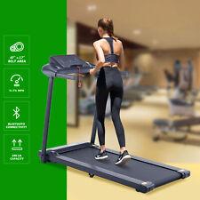 Motorized 550W Electric Treadmill 7.5mph Folding Treadmill 47x17 Home Treadmill
