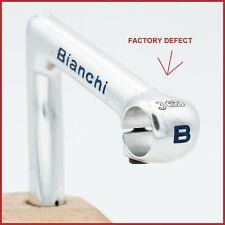 """NOS 3TTT CRITERIUM BIANCHI QUILL ALLOY STEM 130mm 1"""" 25.8mm 26 INCH VINTAGE 80S"""