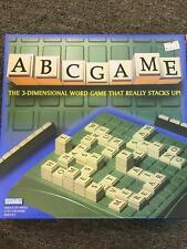 ABC GAME - 3 DIMENSIONAL WORD GAME - AGES 8+ - GREAT GIFT IDEA