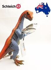 Brand new Schleich North America Red/Blue Dinosaurs Therizinosaurus  Collectable