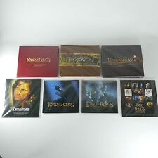 The Lord of the Rings Trilogy OST [Limited Edition, DigiPak, Booklet, Post Card]