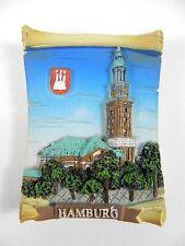 Calamita Amburgo Michel, Michaelis Chiesa, souvenir, NUOVO