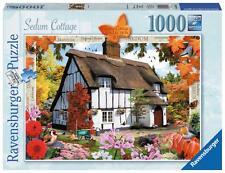 Ravensburger 19651 Country Cottage no 10 1000 piezas Sedum Cottage Jigsaw Puzzle