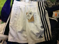 ADIDAS LEISURE SHORTS POLYESTER24 26 28INCH   at £9EACH zipp pockets