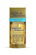 Organix Moroccan Argan Penetrating Oil 100ml Vitamin E Antioxidants