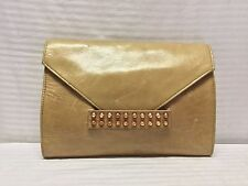 Romygold Brown Leather Clutch Purse, Bag