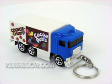 Custom Keychain Hiway Hauler General Mills Blue Reese's Puffs Cocoa Puffs