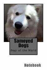 Samoyed Dogs : Practical and Stylish Notebook 150 Lined Pages by Wild Pages.