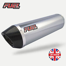 Suzuki TL1000 R/S Diablo Polished S/S Round Midi UK Street Legal Exhausts - Pair