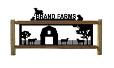 Cows Signs - Farm And Ranch Decor - Farm Animals
