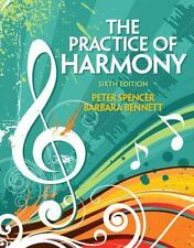 Practice of Harmony, Spencer, Peter, Acceptable Book