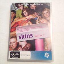 Skins Season 1 DVD. Season One Region 4 Teen Drama UK SBS E4