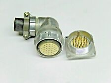 RUSSIAN Military 32 pin  Connector SET Male+Female