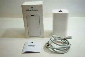 APPLE AirPort Extreme A1521 ME918LL/A Base Station Wireless Router 802.11ac 6TH