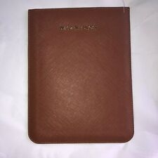 Michael Kors Luggage Saffiano Leather Mini I pad Sleeve NEW NO BOX FREE SHIPPING