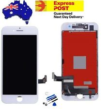 """White For Apple iPhone 7 4.7"""" LCD Display Touch Screen Digitizer Replacement AU"""