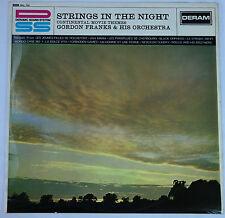 Strings in the Night; Continental Movie Themes-Gordon Franks/UK Deram Stereo EX