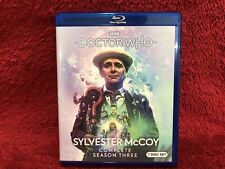 Doctor Who: Sylvester McCoy: Complete Season Three [Used Blu-ray]