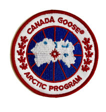 7.5 x 7.5 cm Canada Goose High Quality Replacement Badge/ Patch Iron on / Sew on