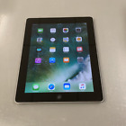 Apple iPad 4 - 16GB - Black (Unlocked) (Read Description) EA1085