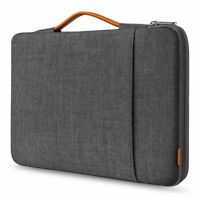Inateck 360° Protective Laptop Sleeve Case Bag for 13'' MacBook Pro/Air