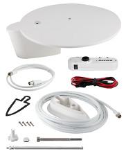 Maxview Gazelle Pro 12/24/230v Omni Directional Mobile TV Aerial - White