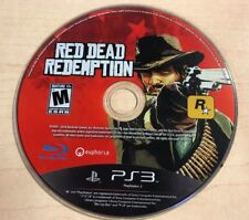 Red Dead Redemption (Sony PlayStation 3, 2010) DISC ONLY 6295