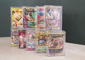 Super Premium Pokemon 50 card bundle - Ultra Rare EX/GX/V + 49 rare/shiny