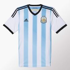 ADIDAS ARGENTINA HOME AUTHENTIC PLAYERS EDITION JERSEY AFA H JSY FIFA SMALL $120