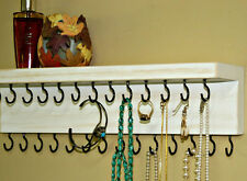Jewelry Holder Wall Hanging/ Necklace Holder/ Jewelry Organizer Wall