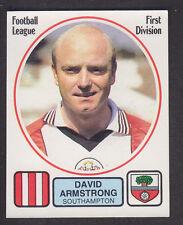 Panini - Football 82 - # 225 David Armstrong - Southampton