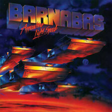 BARNABAS - Approaching Light Speed (NEW*LIM.US WHITE METAL*VIXEN*DIO*RUSH*KANSAS