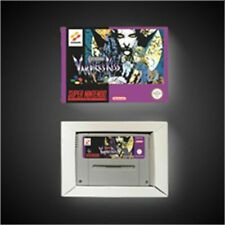 VAMPIRES KISS CASTLEVANIA Super Nintendo SNES PAL Cartridge [Repro]