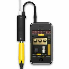Rig Guitar Link Audio Interface Cable AMP Amplifier Pedal Tuner Convertor iPad