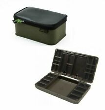 Korda Compac 150 Tacklesafe Edition Accessory Case With Tackle Safe KBOX5