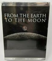 From the Earth to the Moon Complete TV Series ALL 12 EPISODES NEW 5-DISC DVD SET