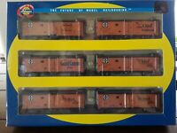 ATHEARN H0 Item #71438,  40' Steel Reefer 6+Pck