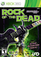 Rock of the Dead Xbox 360 New Xbox 360