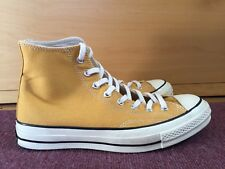 CONVERSE ALL STAR '70 OX SUNFLOWER YELLOW SIZE 8.5 1970'S BLACK LABEL