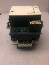 Telemecanique / Schneider Electric Contactor, LC1F115, 200A, 3 Pole, Used