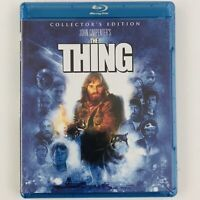 The Thing 1982 (Blu-ray, 2-Discs, Collectors Edition, Scream Factory)