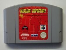 Mission Impossible  (Loose) - Nintendo 64
