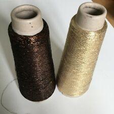 gris Oscuro Cono de 500 gramos 90/% lana//10/% Nylon