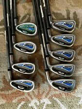 Nice Cobra Fp 4-Sw Iron Set W/ Aldila Nv Hl 70 Regular Flex