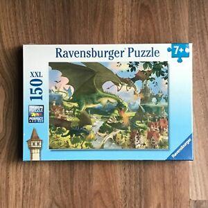 Ravensburger DRAGON VOYAGE 150 XXL Piece Jigsaw Puzzle