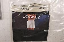 Vintage Jockey Woven Boxer Shorts LOOK! read about them! 1999 XL 40-42